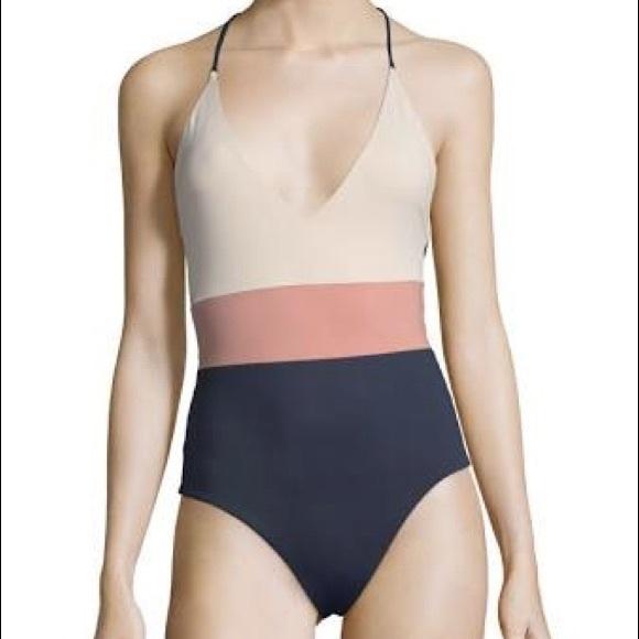 486827a561d1c Tavik Swim | Chase Onepiece Tapioca Color Block | Poshmark