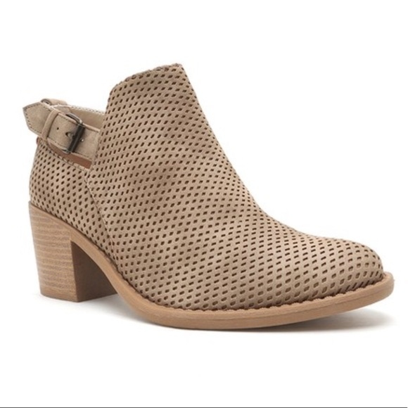 Shoes - JENNER Bootie - STONE