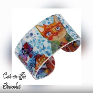 Other - Cat Lovers Bangle