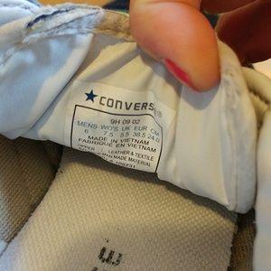 c94d75530fb936 Converse Shoes - Converse ReIssued Est 1975