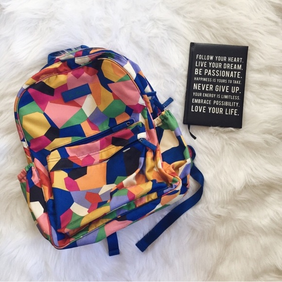 3b921d7e0 Vera Bradley Pop Art Print Grande Laptop Backpack.  M_597f8fb92fd0b7a1fe112a98