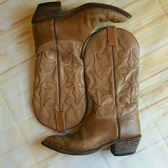 Hondo boots Other - HONDO BOOTS 5.5 LEATHER