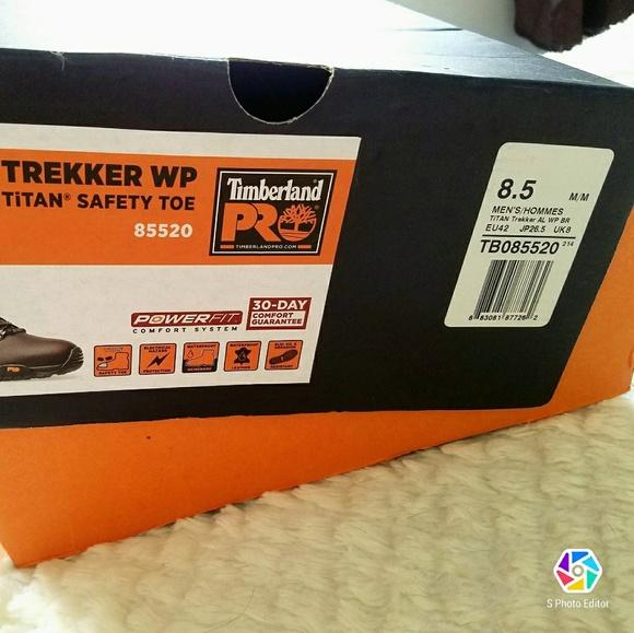 Timberland Pro Titan Trekker iVWn3kKCo