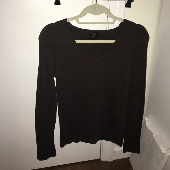 Talbots , Knit sweater, business casual
