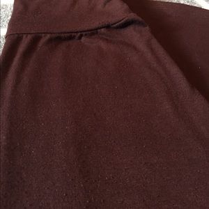 ckw Skirts - Brown maxi (a-line)