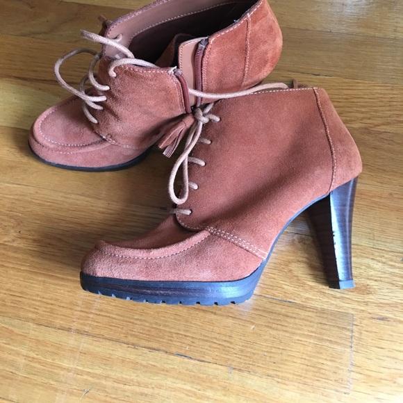 da667c62bcb6 Anne Klein Shoes - Anne Klein booties. 8