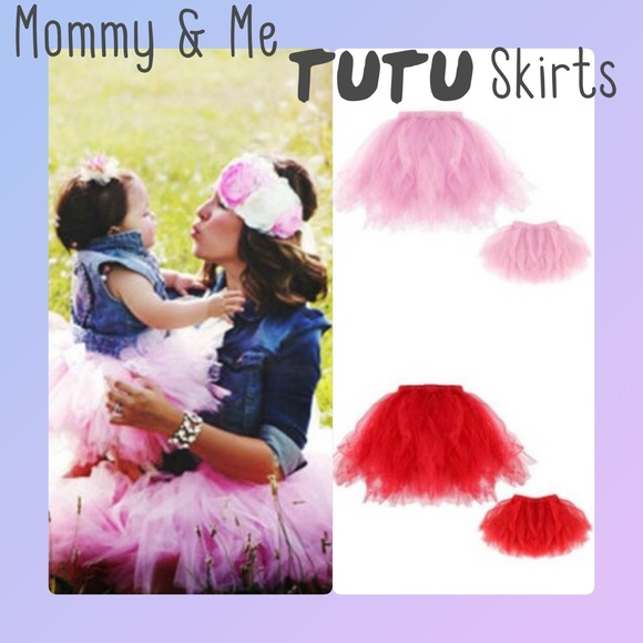 Other - Mommy & Me tutu skirt set