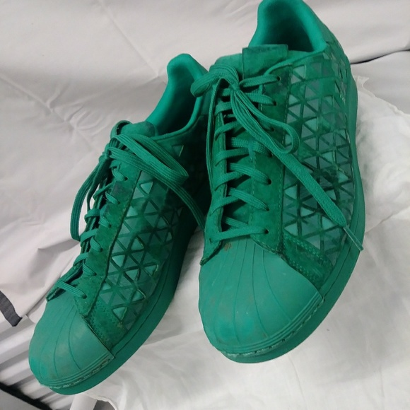 c0216e5d0 adidas Other - Emerald green Adidas- mens size 13