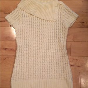 Tops - Long sweater great with leggings sz 3-5 small
