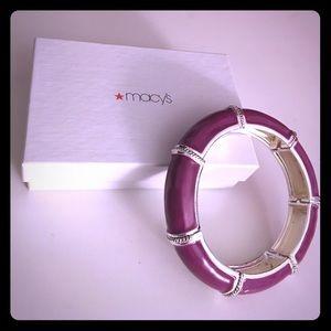 Jewelry - Fuchsia bracelet