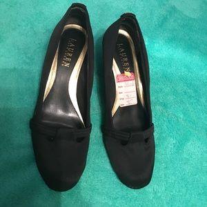 Black wedge Ralph Lauren Shoes