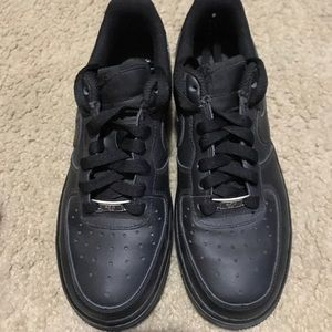 Nike Shoes - Nike Uptowns Black e31605784259