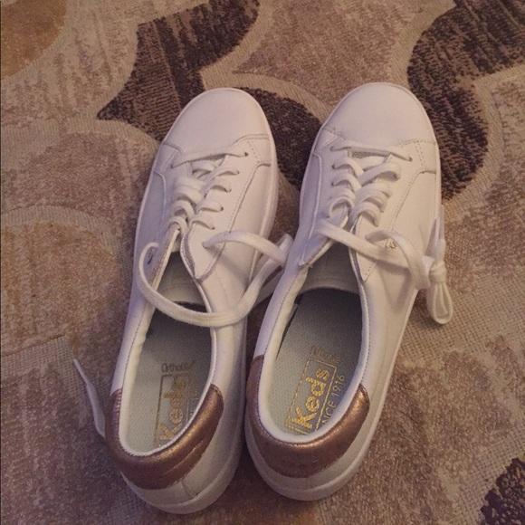 Keds Shoes | Keds Ace Leather Sneaker