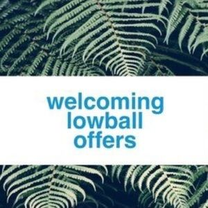 Welcome all lowball offers !