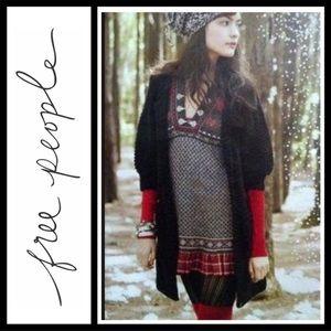 Free People Nordic Isle Sweater Dress