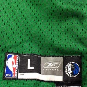 detailed look b3aab e7a71 Dirk Nowitzki Dallas Mavs Sean John Jersey Design