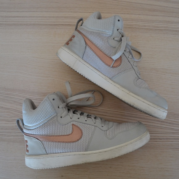 Nike Shoes | Nike Dunk In Rose Gold And