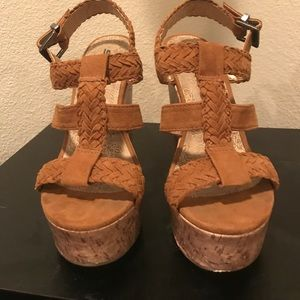 Cute brownish wedges!!!!