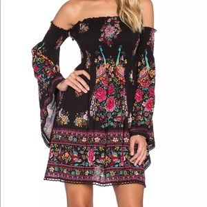 Spell &the gypsy hotel paradiso dress dupe