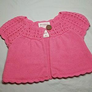 Other - GENUINE BABY by OSH KOSH Infant Sweater Shrug 3M