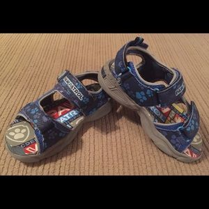 Boys' Paw Patrol Sandals