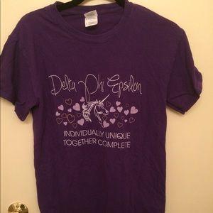 Tops - Delta phi epsilon dphie shirt