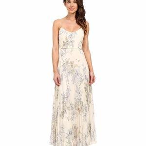 87c498e11ae5 Jill Stuart Dresses - JILL JILL STUART Crinkle Chiffon Printed Gown