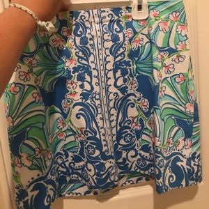 Lilly Pulitzer Bodycon Skirt