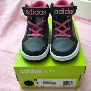 adidas Shoes - 👟 Adidas Neo BB9TIS Mid K Infant bea52f51a6c