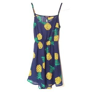Pineapple Dress 🍍🍍