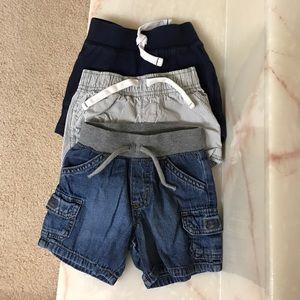 12 month shorts bundle