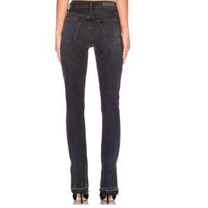 GRLFRND Jeans - NATALIA HIGH-RISE SKINNY SPLIT JEAN GRLFRND