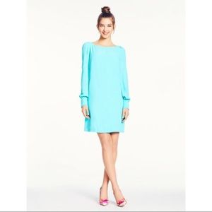Kate spade cordette dress Tiffany blue