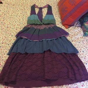 Lightly worn scrapbook dress!