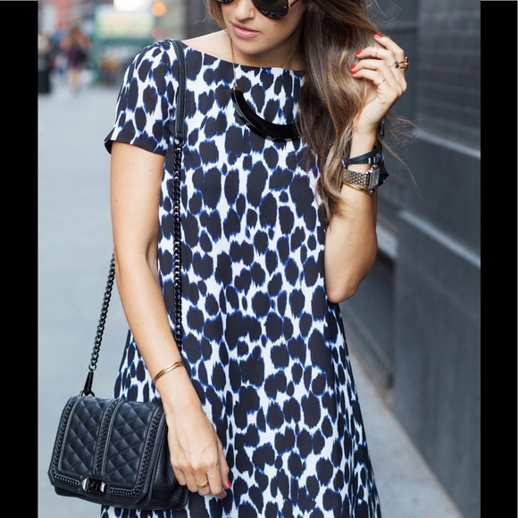 b810170c733 kate spade Dresses   Skirts - Kate Spade Leopard Print Swing Dress