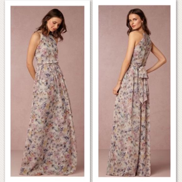 8a28b95ed63 Donna Morgan Dresses   Skirts - BHLDN Donna Morgan Alana dress in Wildflower