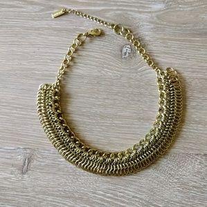 Jewelmint Gold Chain Choker Necklace