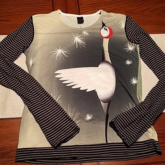 best cheap c83a1 3bb2e 🐠SALE🐠 Custo Barcelona Snow Goose Top