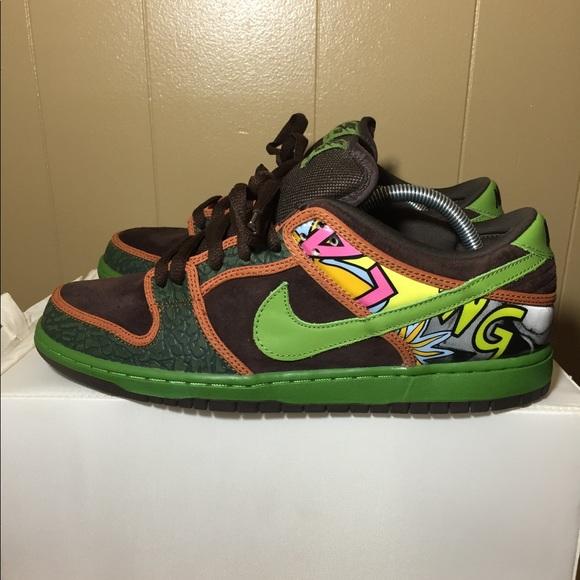 cheap for discount 415f8 a355c Nike Dunk Low Prm Dls Sb Qs