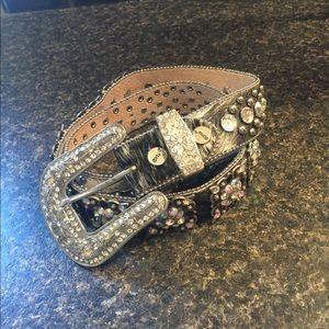 Accessories - BHW cowhide belt