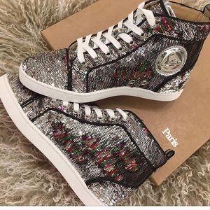 Shoes - Christian loubitan sneakers