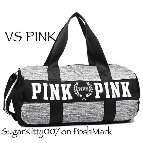 a71244eae4 Victoria s Secret PINK Gym Duffle Bag Backpack