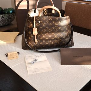 1dd9767d50ea Louis Vuitton Bags - Louis Vuitton Montaigne GM BG for Sale