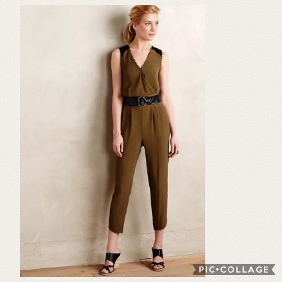 76a6b54a849f Anthropologie Pants - Leifsdottir by Anthropologie jumpsuit