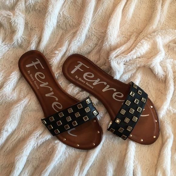 d13af33612 Ferrera Henry Ferrera Shoes - Ferrera By Henry Ferrera Sandals Slides women