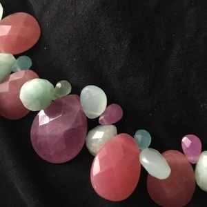 Jewelry - Colorful Chunky Necklace