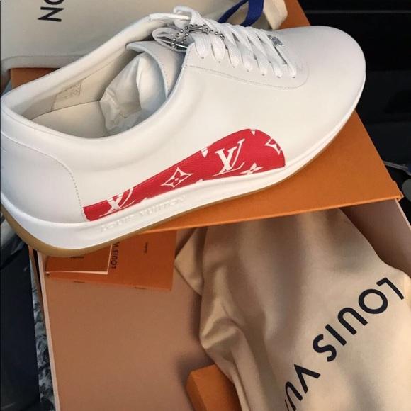 Supreme Shoes | Supreme X Louis Vuitton