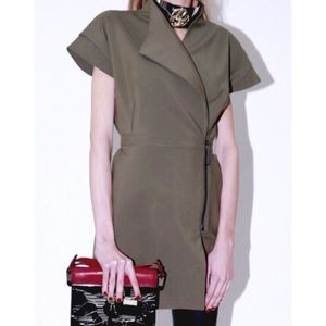 NWT Monika Chiang Military Dress