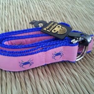 Preston Pink and Blue Crab Belt
