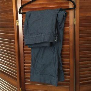 """Plus Capri stretch """"jeans"""""""
